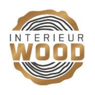 Interieur Wood logo square